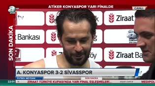 Selim Ay ve Fofana A Spor'a açıklamalarda bulundu
