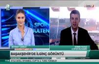 Başakşehir-Fenerbahçe maçı öncesi stadı arılar bastı
