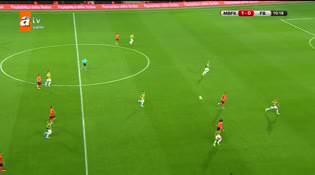 Medipol Başakşehir: 2 - Fenerbahçe: 0