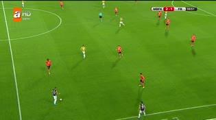 Medipol Başakşehir: 2 - Fenerbahçe: 2