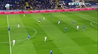 Kasımpaşa: 0 - Atiker Konyaspor: 1