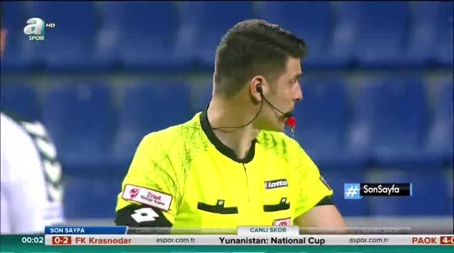 Kasımpaşa: 3 - Atiker Konyaspor: 2 (ÖZET)