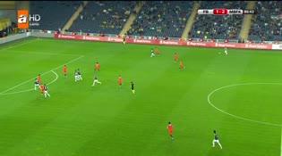 Fenerbahçe: 2 - Medipol Başakşehir: 2