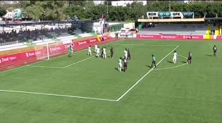 Bodrumspor: 0 Gazişehir Gaziantep FK: 1