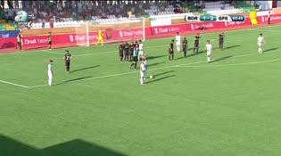 Bodrumspor: 2 Gazişehir Gaziantep FK: 2