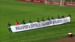 Boluspor: 3 Sinopspor: 0 (ÖZET)