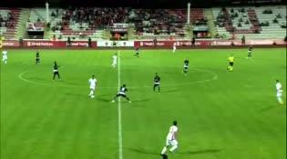 Boluspor: 1 - Sinopspor: 0